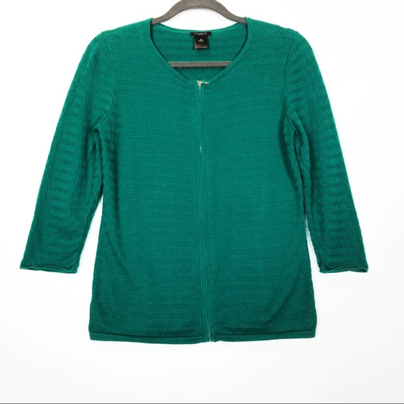 4 for $20 SALE Ann Taylor Factory ZipUp Cardigan